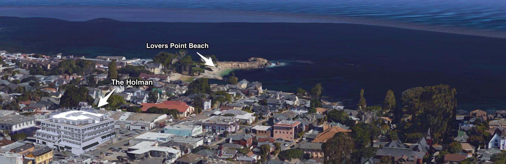 Apartment Marketing Ideas - Google Earth
