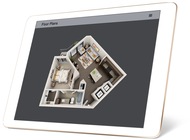 3D Floor Plans, Site Maps & Renderings