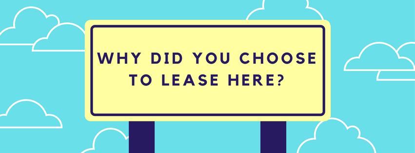 Testimonial Ideas for Apartment Lease Ups