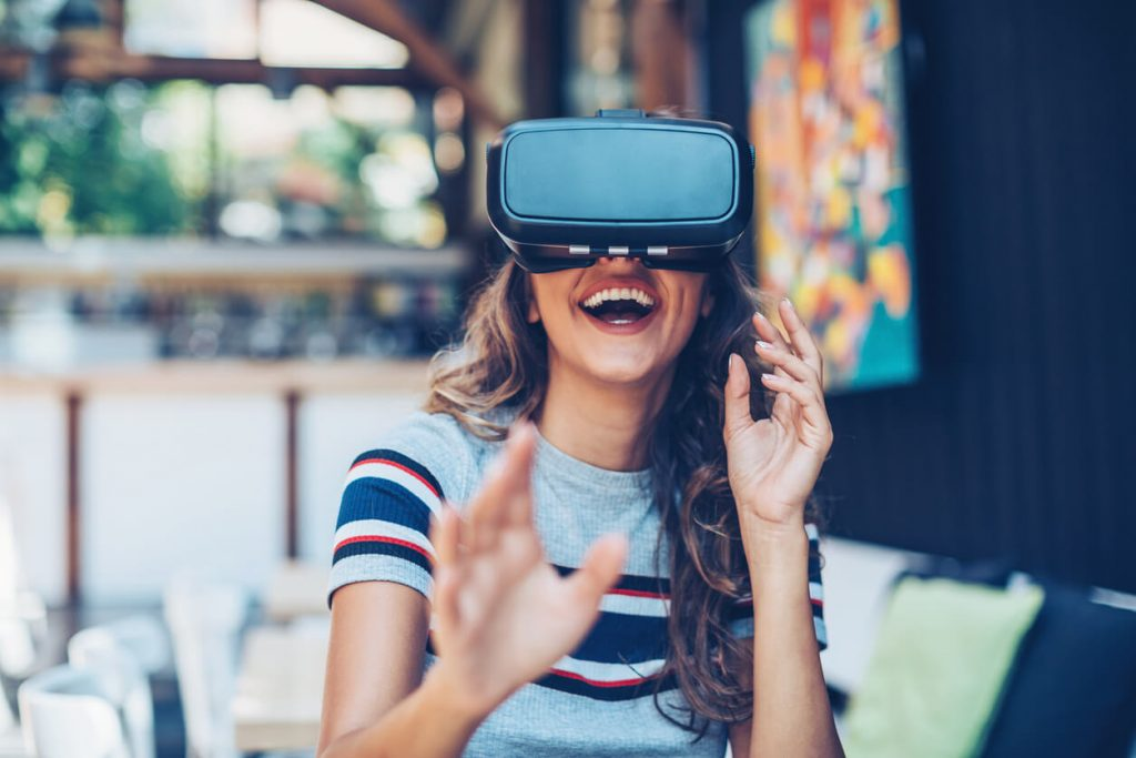 Virtual Reality Apartment Lease Up Ideas