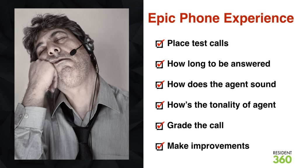 Creating an Epic Phone Experience