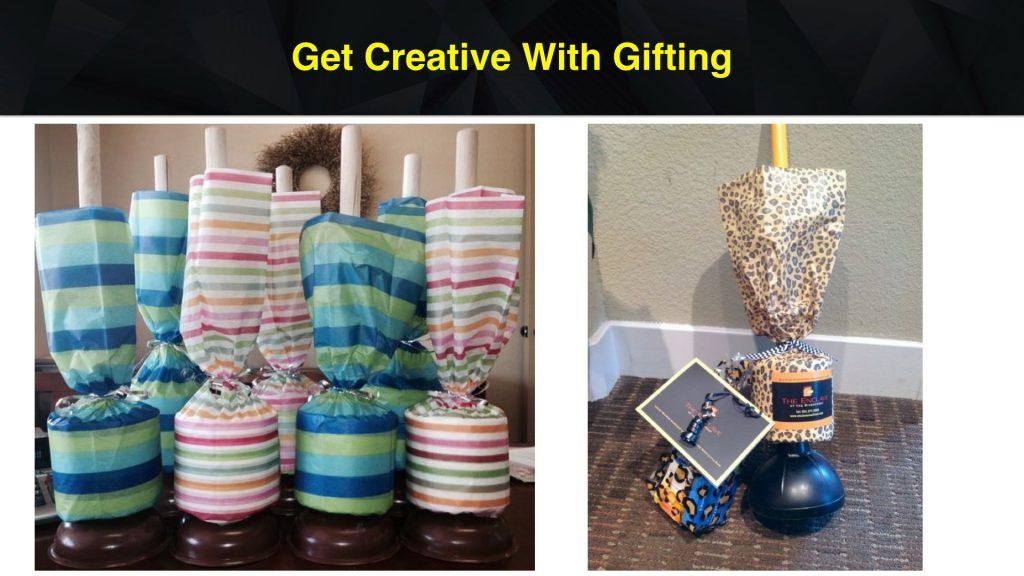 Creative Gifting Ideas