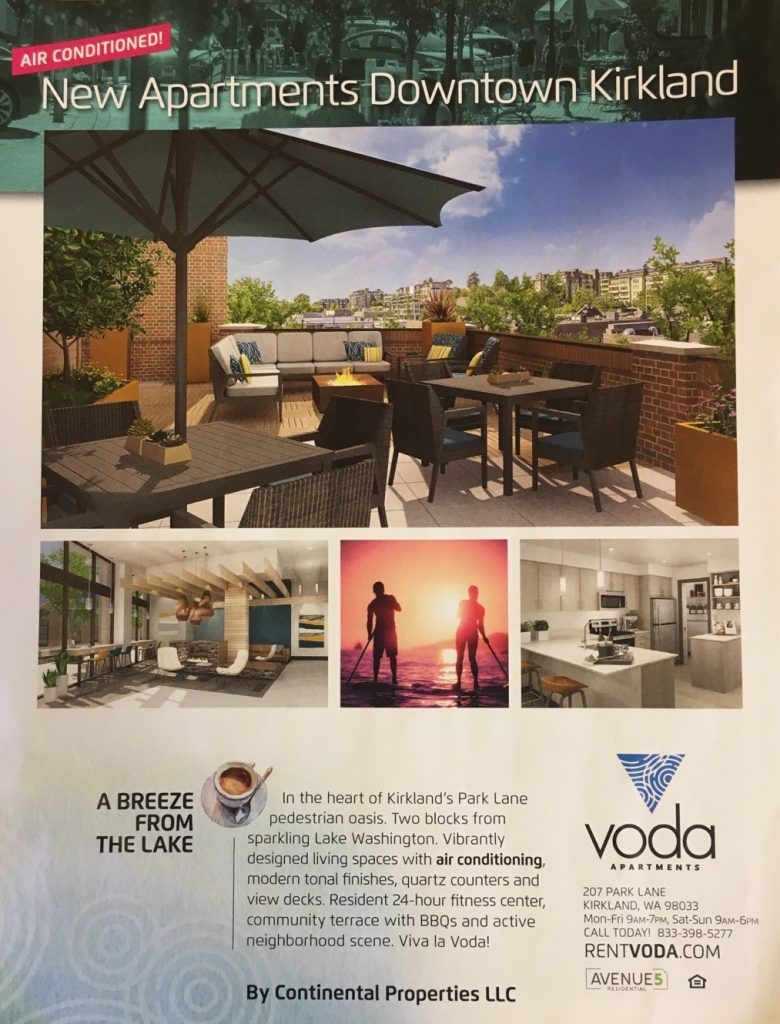 Apartment Advertising In Flight Magazine