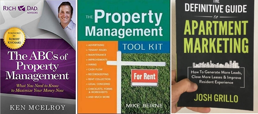 Property Management Marketing Books