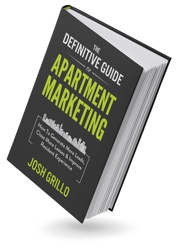 Apartment Internet Marketing Agency Book