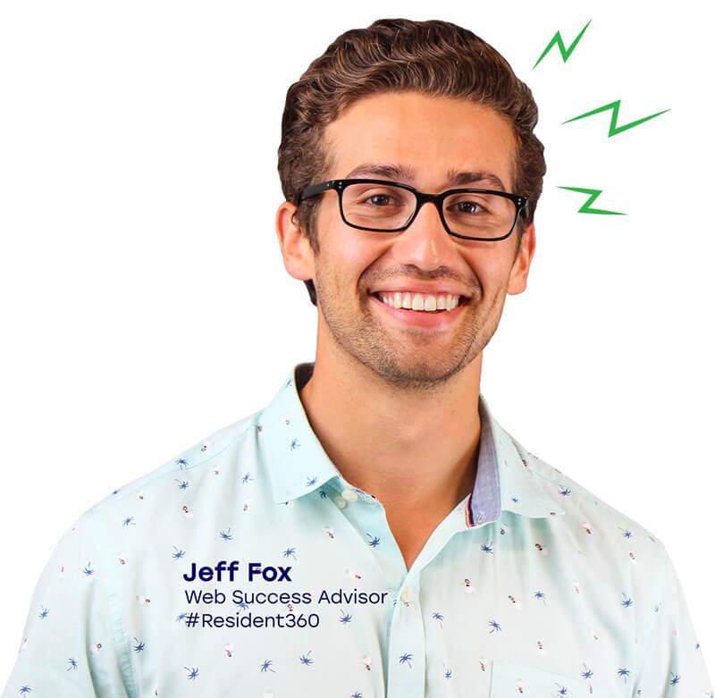 Apartment Website Design & Digital Marketing Agency - Jeff Fox