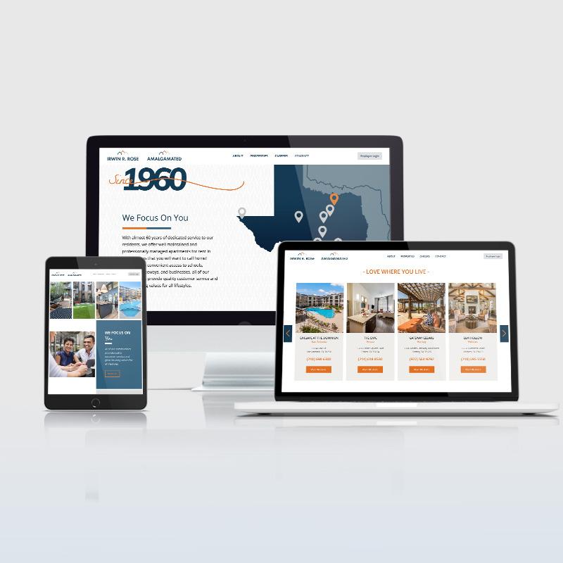 Responsive Property Management Websites
