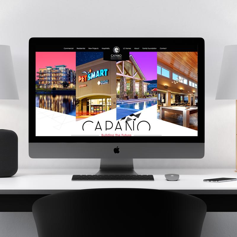 Resident360 Property Management Website Design